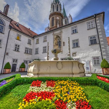 Klosterneuburg, Nikon D800E, AF-S Zoom-Nikkor 14-24mm f/2.8G ED