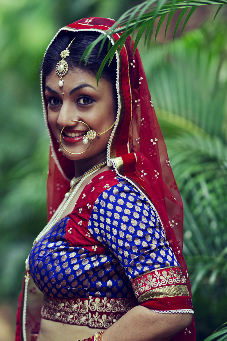 Photograph The beautiful Bride..  by Mamatha M on 500px