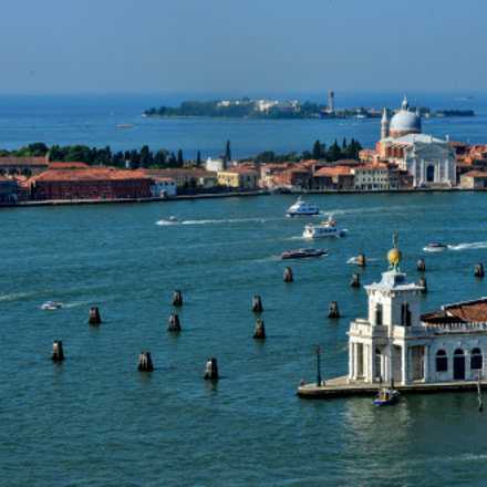 Venice from up above..., Nikon D800