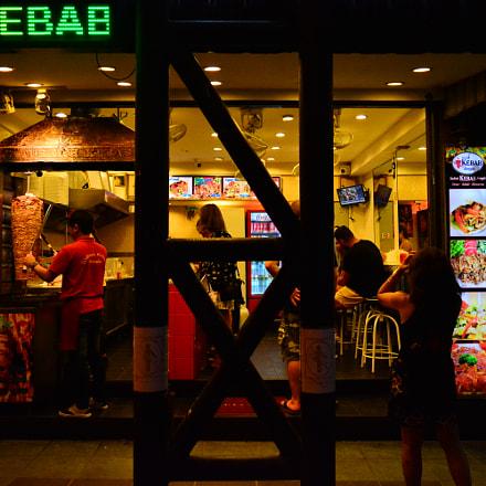 Street Food ., Nikon D5200, AF-S DX Nikkor 18-55mm f/3.5-5.6G VR II