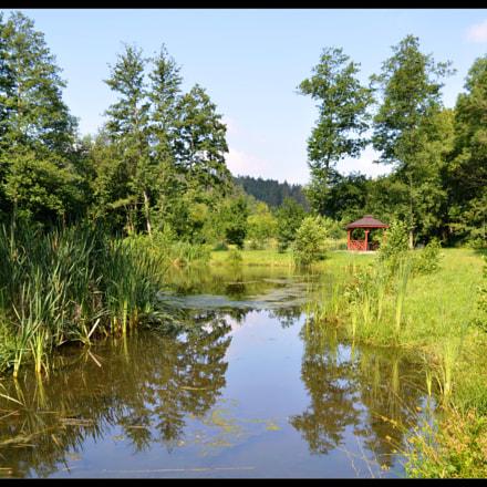 Moravian scenery, Nikon D3200, AF-S DX Nikkor 18-55mm f/3.5-5.6G VR II
