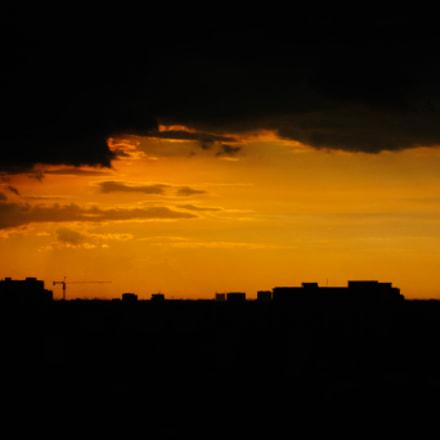 Sai Gon Skyline, Canon IXY DIGITAL 110 IS