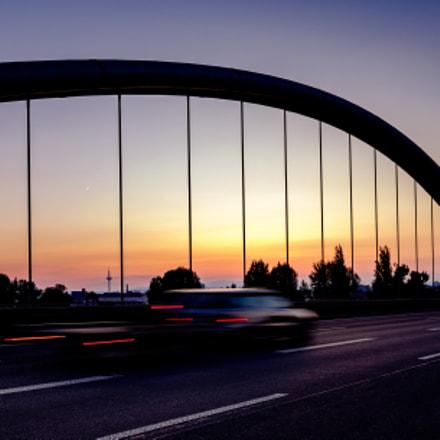 Speeding Home, Fujifilm X70
