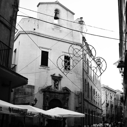TRAPANI, Church, Nikon COOLPIX L2