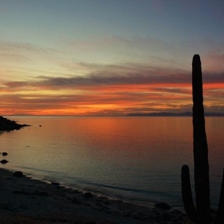 SUNRISE  FROM THE  ISLAND., Nikon D7100, AF-S DX VR Zoom-Nikkor 18-105mm f/3.5-5.6G ED