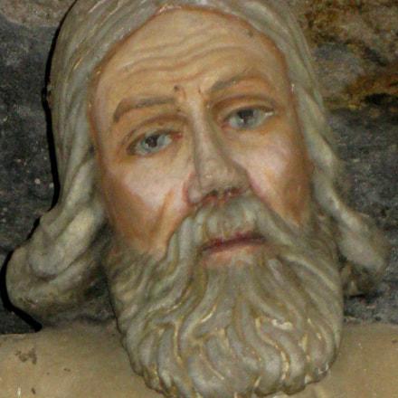 The hermit portrait, Canon POWERSHOT G9