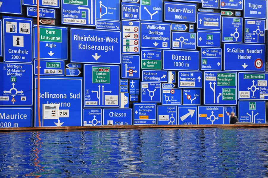 Schilder by Reinhard A. Deutsch on 500px.com