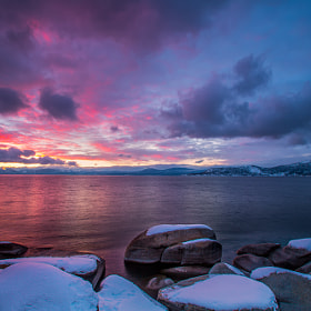 Lake Tahoe by Manish Mamtani (MMamtani)) on 500px.com