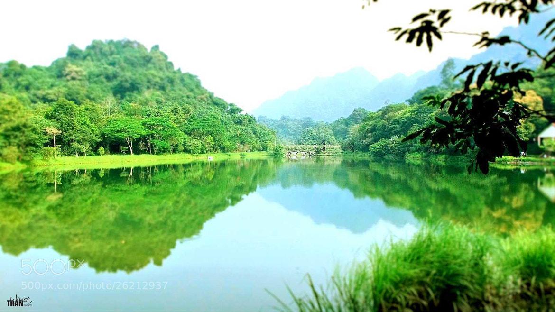 Photograph Mac Lake by Khoi Tran Duc on 500px