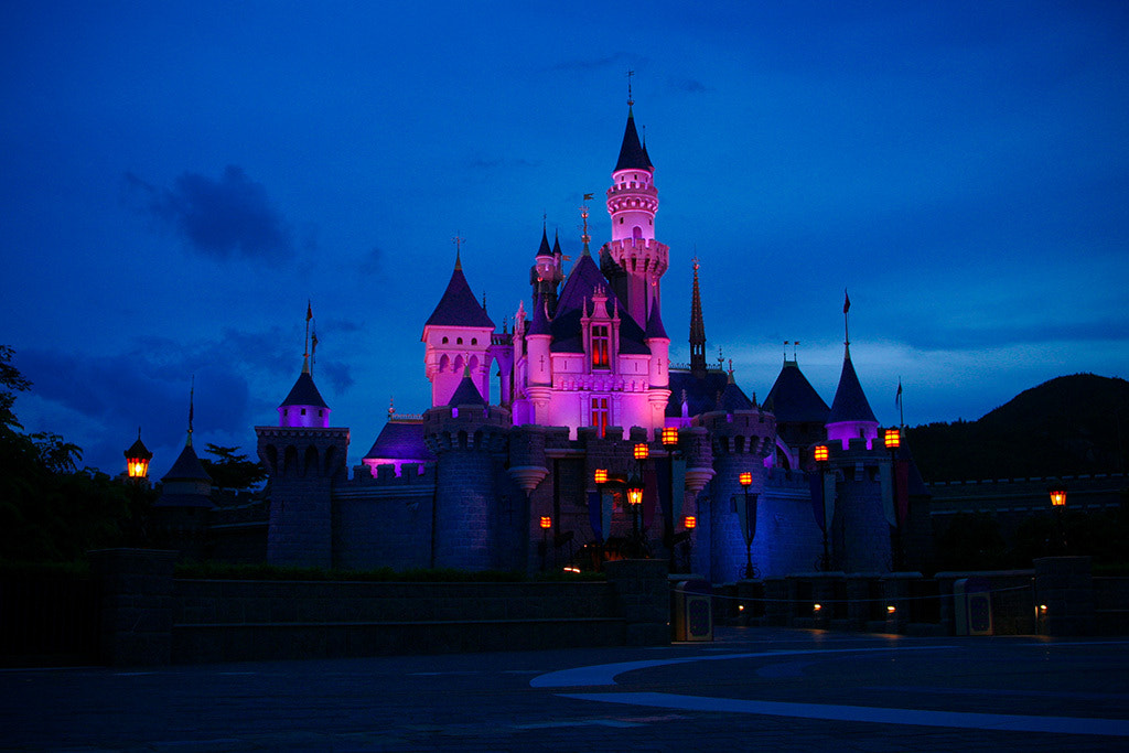 Photograph Disneyland by Bbbean on 500px