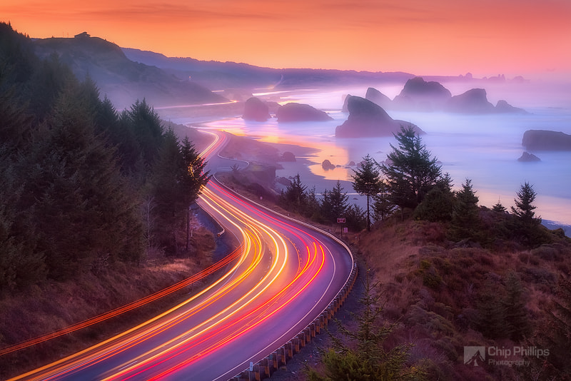 Photograph Pistol River Sunrise by Chip Phillips on 500px