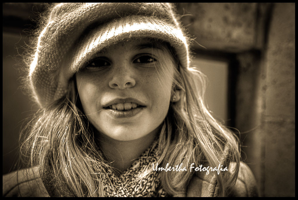 Photograph Mathilda by Umbertha  on 500px
