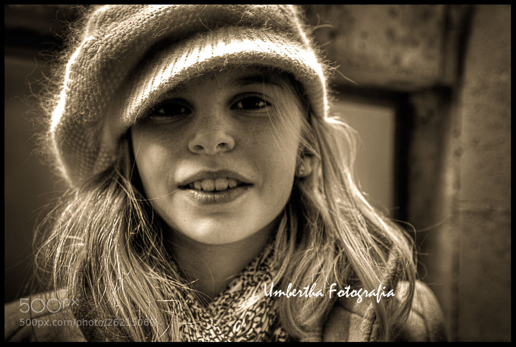 Photograph Mathilda by Umbertha Fotografia on 500px