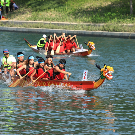 IMG 4780M Dragon boat, Canon EOS 6D MARK II, Canon EF 70-200mm f/4L IS