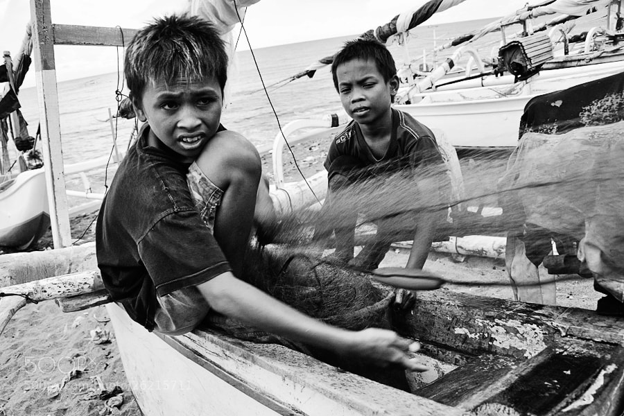 Photograph The Little Men by Caroline Ryca on 500px