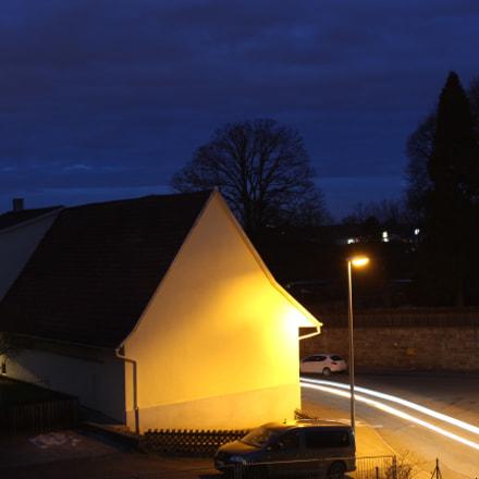Nightline, Canon EOS 1300D, Canon EF-S 18-55mm f/3.5-5.6 III