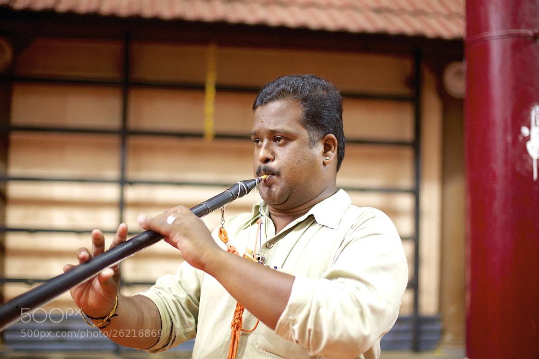Photograph Nagaswaram Player by Shyama Priya on 500px