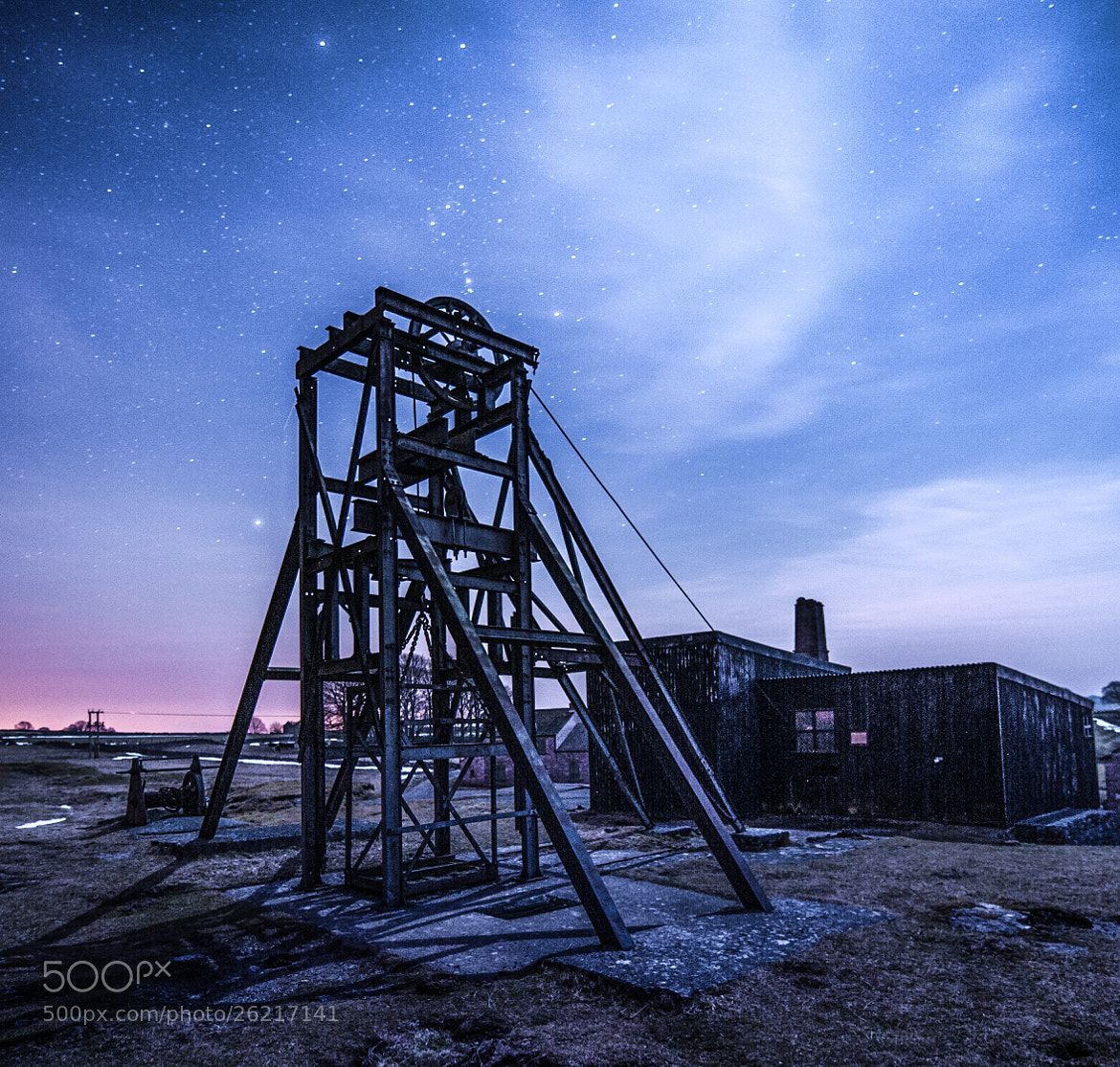 Photograph Magpie Mine by WilsonAxpe /  Scott Wilson on 500px