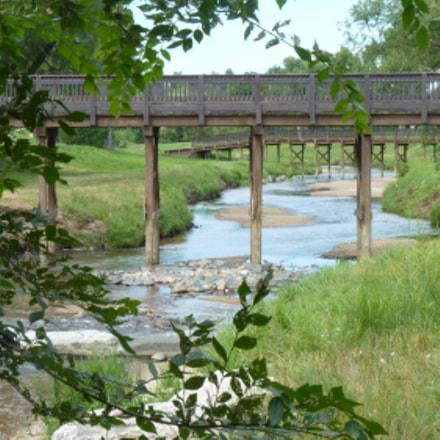 Cherry Creek Trail, Panasonic DMC-FZ35