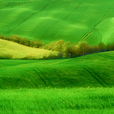 Val d'Orcia, Canon POWERSHOT G3 X