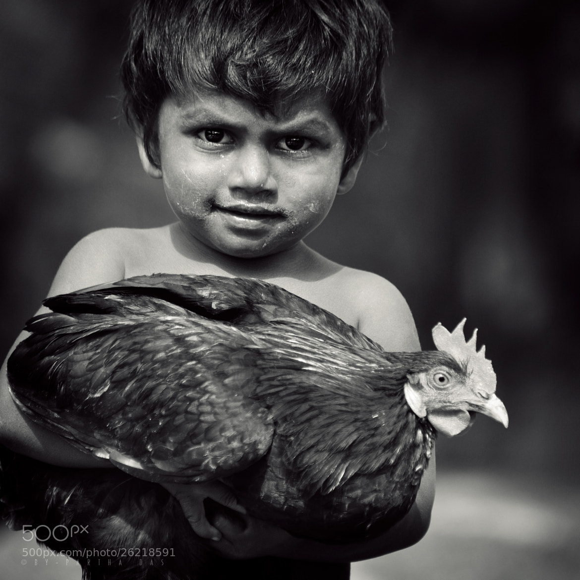 Photograph I Will Keep You Safe... by Partha Das on 500px