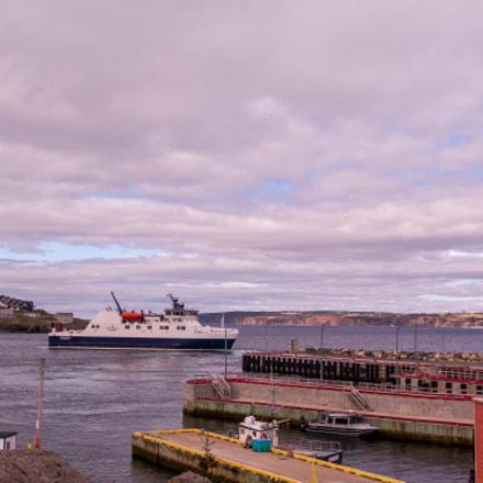 Bell Island Ferry, Canon POWERSHOT G16