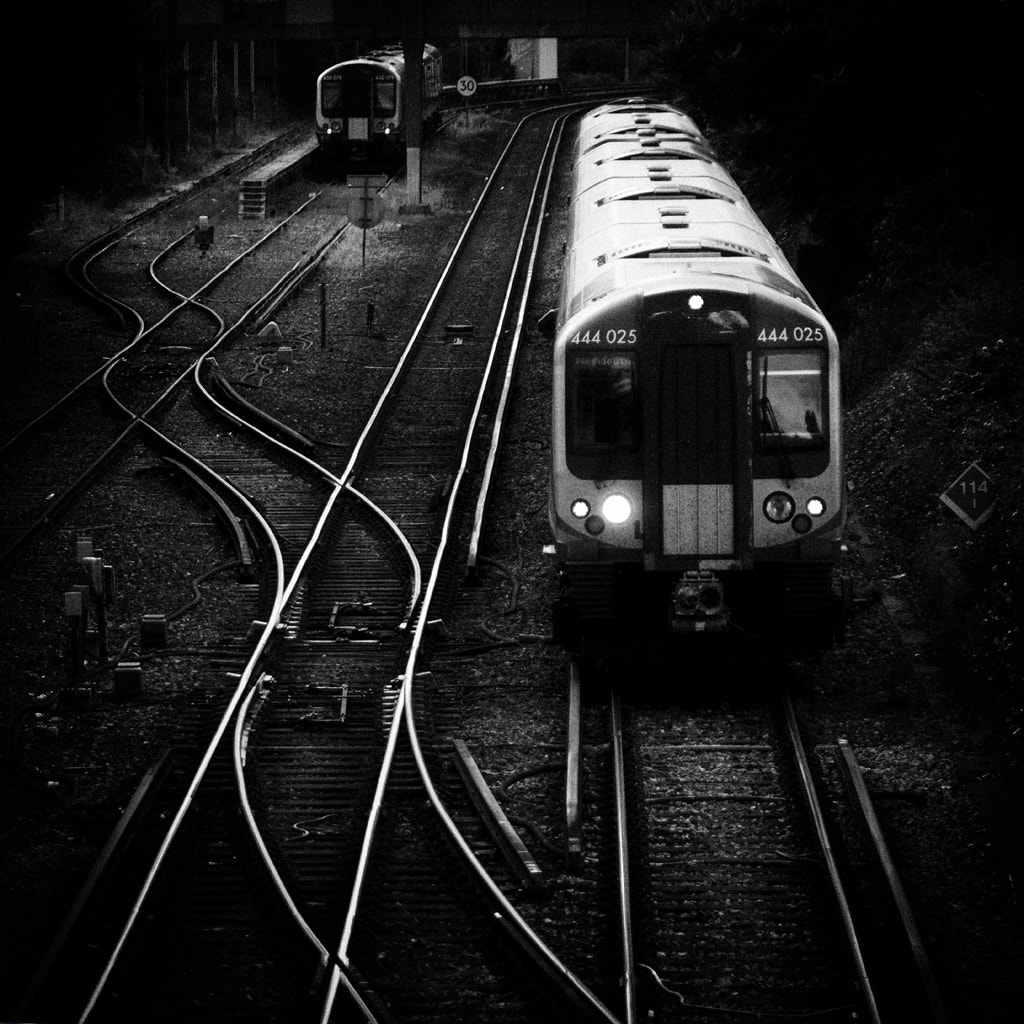 Photograph southbound by David Mar Quinto on 500px