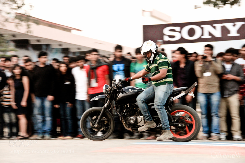 Photograph Speeding.... by Saurabh Soni on 500px
