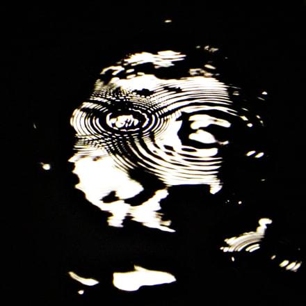 Night Raindrops, Sony ILCE-6300, Sony E 55-210mm F4.5-6.3 OSS