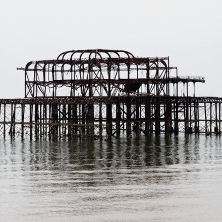 The West Pier, Canon EOS 80D, Canon EF-S 15-85mm f/3.5-5.6 IS USM