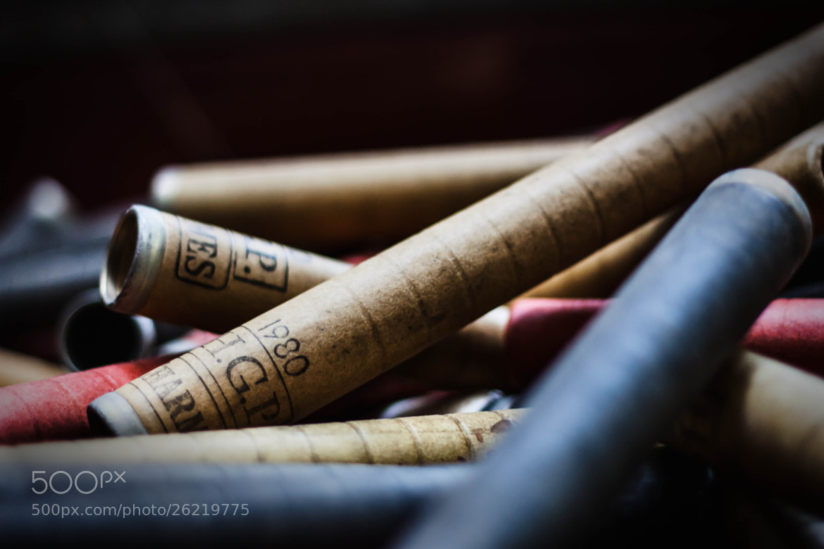 Photograph Tubes by Alex Faccini on 500px