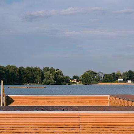 Kamencove jezero alum lake, Nikon D5300, AF-S DX Nikkor 18-140mm f/3.5-5.6G ED VR
