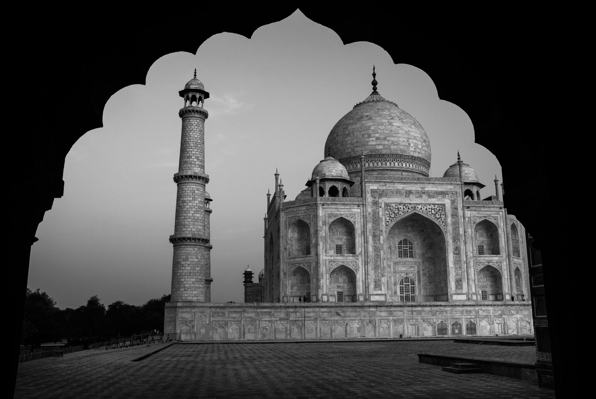 Photograph A View of the Taj by Gareth Dennison on 500px