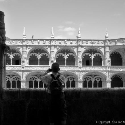 Jerónimos Monastery, Nikon COOLPIX P5100