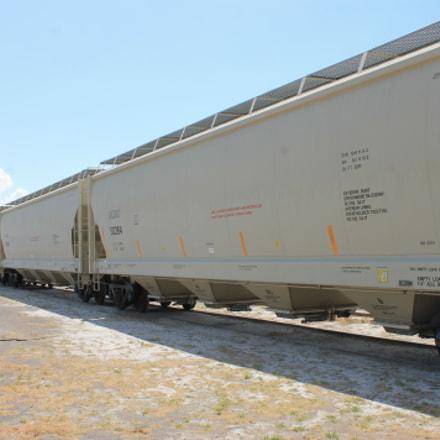 train, Canon EOS REBEL T3, Canon EF-S 18-55mm f/3.5-5.6 IS II