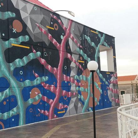 Street Art Fortaleza, Samsung Galaxy J5