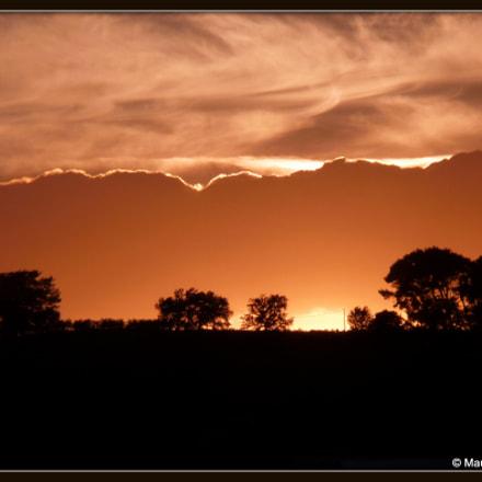 Sunset, Panasonic DMC-FZ38