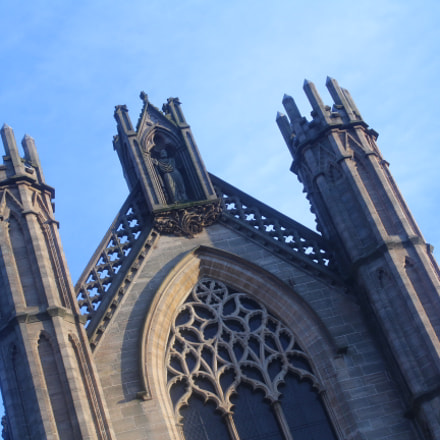 Cathedral 1, Canon EOS 1300D, Canon EF-S 18-55mm f/3.5-5.6 III