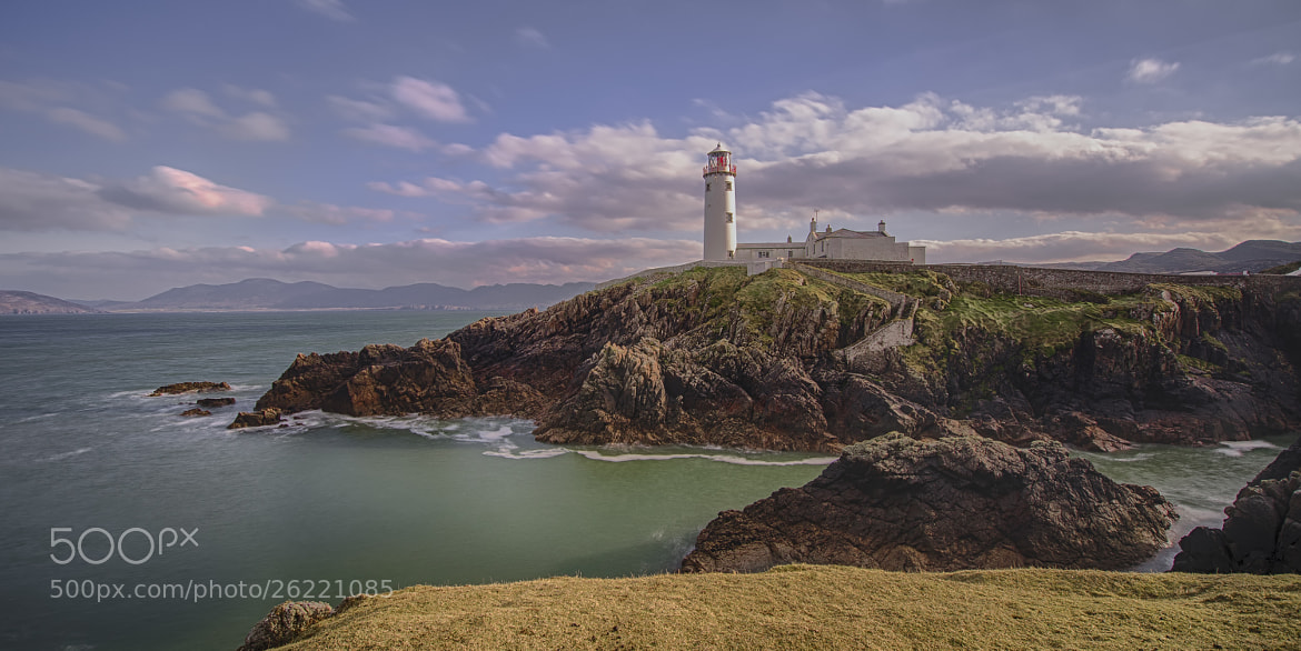 Photograph FANAD LIGHTHOUSE by Sam Smallwoods on 500px