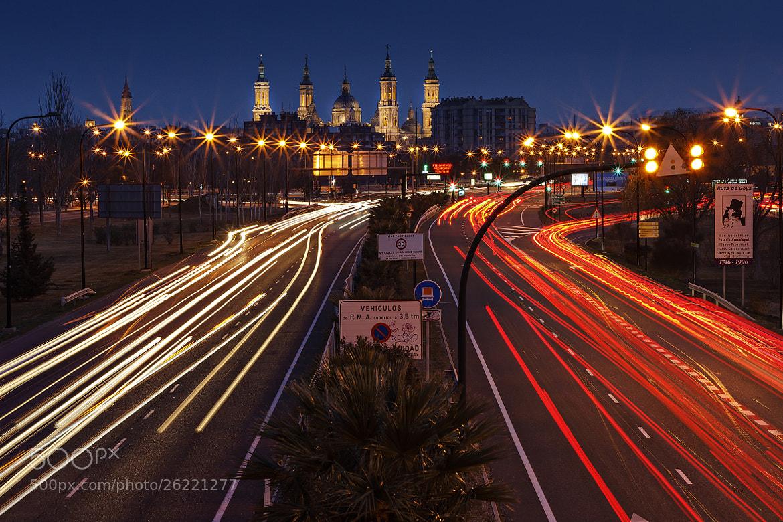 Photograph Big city nights by Tony Goran on 500px