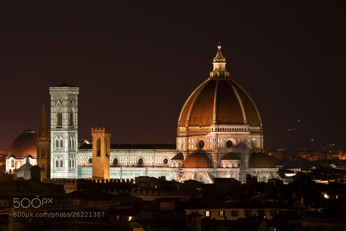 Photograph Florence cathedral by Filippo Giovannini on 500px