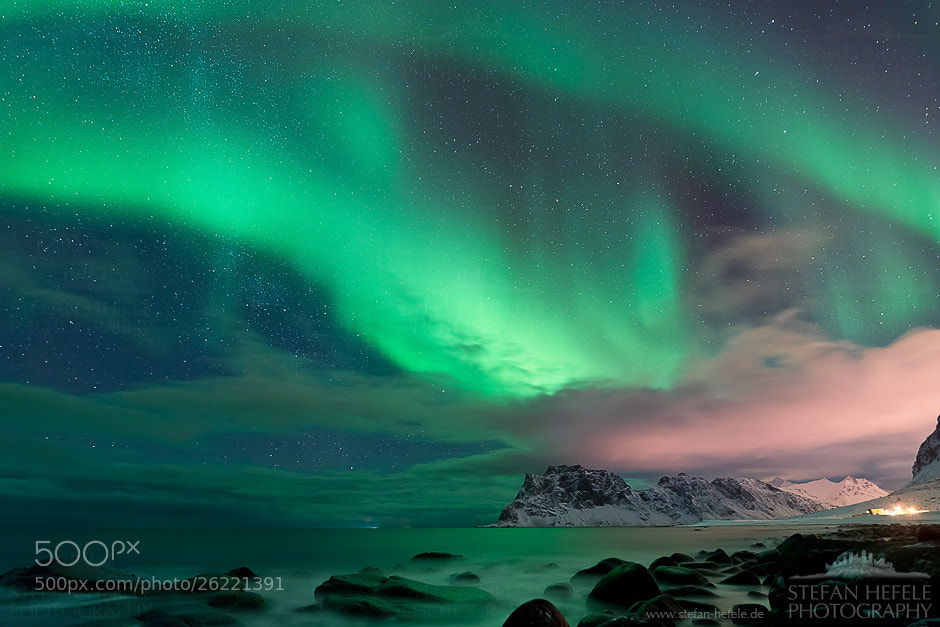 Photograph Aurora Festival by Stefan Hefele on 500px