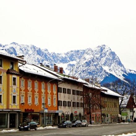 Garmisch Partenkirchen Study 8, Sony DSC-W290