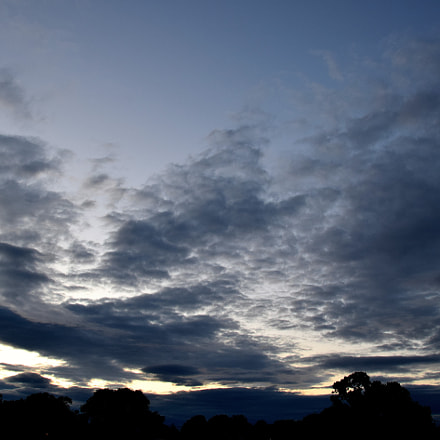 Moody Sunset, Nikon D5300, Sigma 18-250mm F3.5-6.3 DC Macro OS HSM