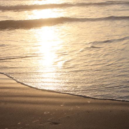 ocean, Canon EOS REBEL T3, Canon EF-S 18-55mm f/3.5-5.6 IS II