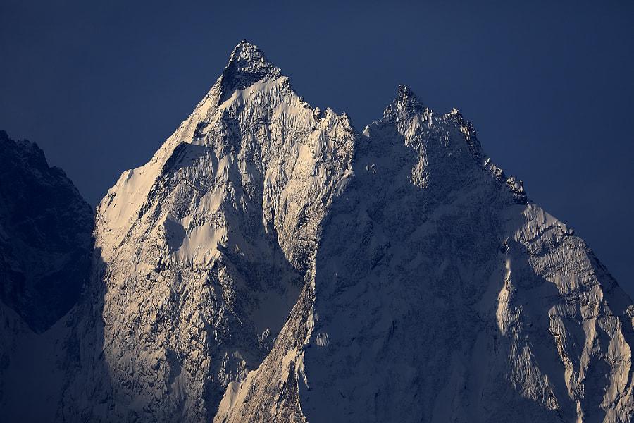 The Proud Greatness of the Himalayas, автор — Сергей К на 500px.com