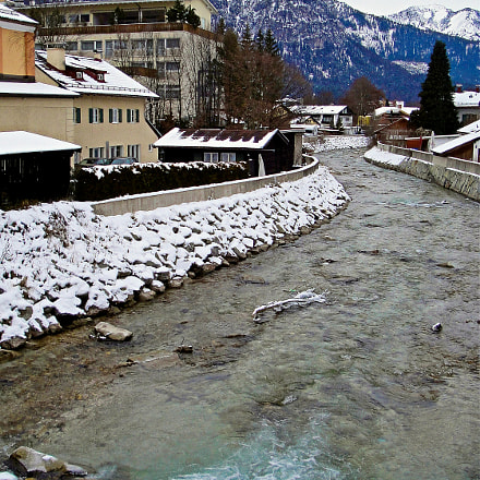 Garmisch Partenkirchen Study 11, Sony DSC-W290