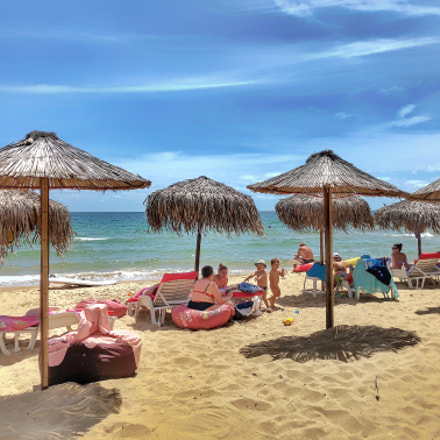 Caribbean style, Surf bar, Apple iPhone 8
