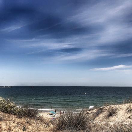 Dunes of south beach, Apple iPhone 8