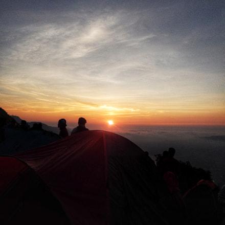 Sunrise, Nikon COOLPIX L820